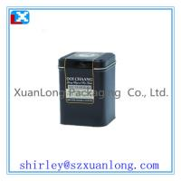 Wholesale Square Tin Tea Box from china suppliers