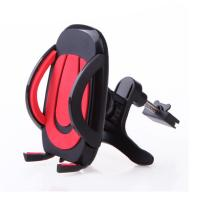 Wholesale Super Black/ Red Universal Car Air Vent Phone Holder from china suppliers