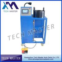 Wholesale 4KW  Power Hydraulic Hose Crimping Machine For Air Shock Absorber from china suppliers