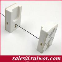 Wholesale RW0017 Adhesive Magnetic ABS Holder For Anti Theft Cable/ Retail Display Security Cables from china suppliers