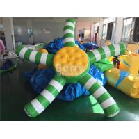 Wholesale Custom 0.9mm PVC Airtight Inflatable Water Toys For Promotion from china suppliers