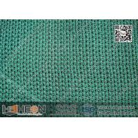 Wholesale 100% virgin HDPE Shade Net | Green Color Round Wire Shade Nets from china suppliers