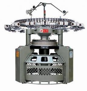 China interlock double circular knitting machine on sale