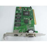 2D / 3D Video PCI Cards / Accelerator PCI VGA Pcmcia Lan Card with 8MB Ram for sale