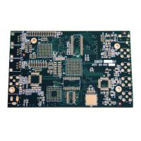 Wholesale 8 Layers Printed Circuit Boards PCB Fabrication for Embedded System with Microvia 3mil Hole Ring from china suppliers