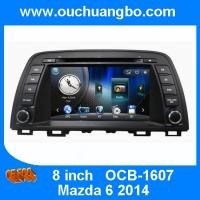 Wholesale Ouchuangbo multimedia kit stereo navi kit for 2014 Mazda 6 support MP3 CD BT Malawi map from china suppliers