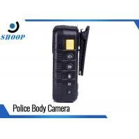 Wholesale HD 1080P Wearable Security Body Camera , DVR Night Vision Police Body Cameras from china suppliers