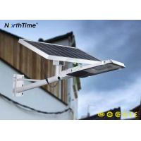 Buy cheap 2~3M Remote control 2 Years Warranty Separate Solar Power Wall Light 25W from wholesalers