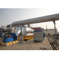 Indirect Coal - Fired Hot Air Dryer Heat Exchange Biomass - Fired Function