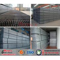 Wholesale HDG Metal Bar Floor Grating from china suppliers