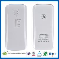 China Lipstick 18650 Portable Mobile Power Bank 5600mAh for Cell Phone Iphone 6 on sale