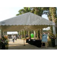 Wholesale Uvioresistant White PVC Fabric Cover Outdoor Event Tent with Roof Linings from china suppliers
