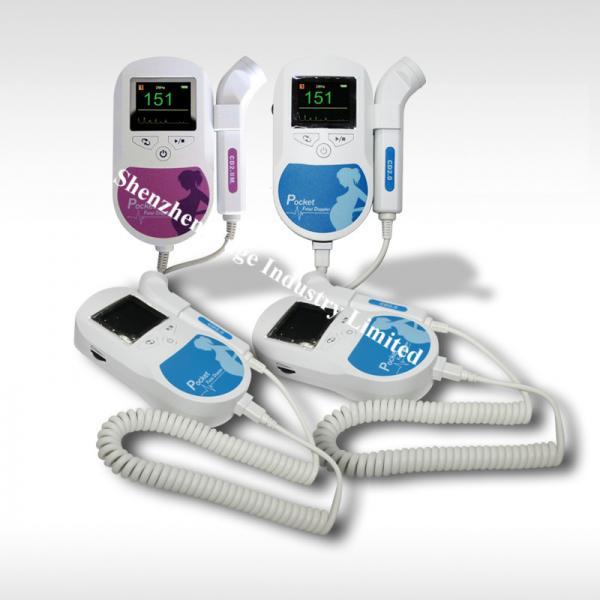Quality Handheld baby fetal doppler for sale