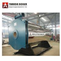 China Industrial Gas Fired Lpg Fuel Burning Thermal Oil Boiler For Drying for sale