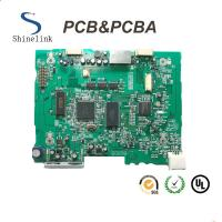 China Electronic turnkey pcb assembly prototype , circuit board assembly on sale