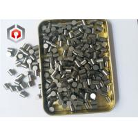 11 - 18.5 G/Cc Tungsten Fishing Sinkers With Corrosion Resistant Function