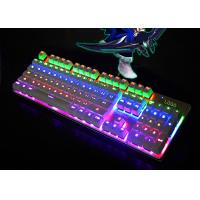 Wholesale Color Changing LED Backlit Keyboard Laptop Illuminated Keyboard Waterproof from china suppliers