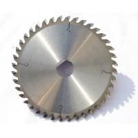 Wholesale OEM Circular Saw Blades For Wood Cutting Sharpening / Bottom Scoring from china suppliers
