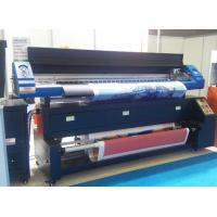China Dx7 Printhead Dye Sublimation Printers For Fabrics / Dye Sublimation T Shirt Printer on sale