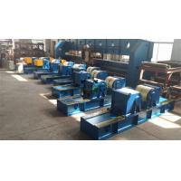 Buy cheap High Speed Tank Pipe Rollers Heavy Duty 100 Ton Rotary Capacity from wholesalers