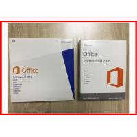 Buy cheap OfficeProfessional Plus 2013 Microsoft Office Retail Box  Key Online Activate by Internet from Wholesalers