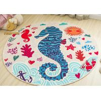 Buy cheap Commercial Anti Worm Round Entrance Rugs Hello Kitty Carpet Various Style from wholesalers