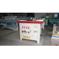 Quality Small Manual Edge Banding Machine , Wood Edging Machine Multi - Function for sale