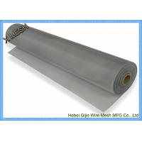 Wholesale 30m Length Aluminum Alloy Woven Wire Mesh For Melting Layer And Filter from china suppliers