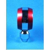 Wholesale Moderate Red / Black Racing Gear Knob , 5 Speed Gear Shifter Knobs from china suppliers