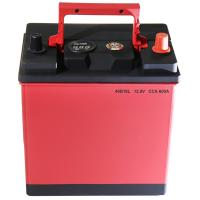Wholesale Smooth Lifepo4 Car Battery Pack , 40Ah CCA 600A BMS Startup Lithium Iron Phosphate Battery from china suppliers