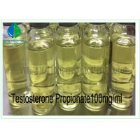 China Anabolic Steroids Testosterone Propionate 100mg/Ml Oil Liquid For Increase Muscle Strength for sale