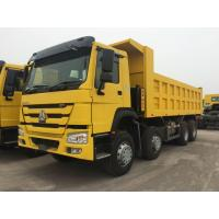 Wholesale Front Hydraulic Lifting Dump Tipper Truck SINOTRUK HOWO 371HP 12 Wheels LHD 31tons 20-30CBM ZZ3317N3567W from china suppliers