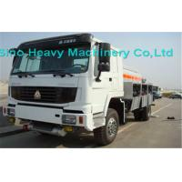 Wholesale 15000L 371 hp Water Tanker Truck in White , 400L Fuel Tanker Trucks from china suppliers