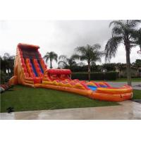 Wholesale Giant  Super Adventure Inflatable Water Slide Clearance With CE from china suppliers