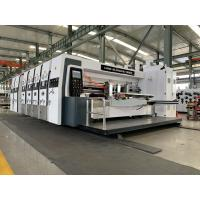 Wholesale Automatic Flexo 4 Color Printer Slotter Die Cutter Machine 180pcs/Min Speed from china suppliers