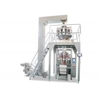 Wholesale Coffee Beans Automatic Bag Packing Machine , Durable Form And Fill Packaging Machines from china suppliers