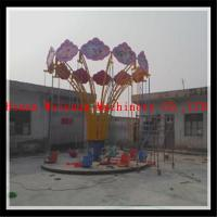 Wholesale promotion product!!! Amusement park rides in stock 10 Seats flying chair for sale from china suppliers
