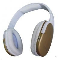 Wholesale OEM Card FM Wireless Headphones with 3.5mm Audio Port for mp4, Mobile Phone, Laptop from china suppliers