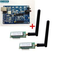 Wholesale free shipping UART RS485 to zigbee module for wireless communication(2000m at sight) from china suppliers