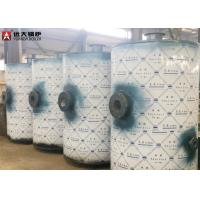 0.5 Ton / H Vertical Steam Boiler Small Capacity In Food Factory for sale