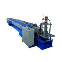 Wholesale Color Material Roller Shutter Door Roll Forming Machine For Roller Shutter Guide from china suppliers