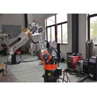 Wholesale Low Voltage MIG Welding Manipulator , Rotary Table Welding Positioner Equipment from china suppliers