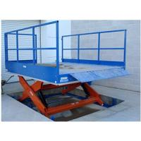 Wholesale 6T Hydraulic Cargo Lift Table For Lifting 1.85m With 0.5 Minimum Height from china suppliers