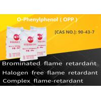 Wholesale Agriculture fungicide/Fire Retardant Chemicals  O-Phenylphenol(OPP)CAS 90-43-7 from china suppliers