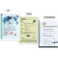ALL certification of incubator