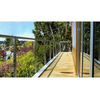 Wholesale Metal Deck Railings Design, Cable Deck Railings from china suppliers