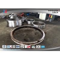 Wholesale Q345D 50Mn 42CrMo4 Alloy Steel Forgings Dia 9000MM Slewing Bearing from china suppliers