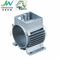 Buy cheap Customized Diecast Aluminum Engine Body Shot Blasting Finish for Industrial Motors from wholesalers