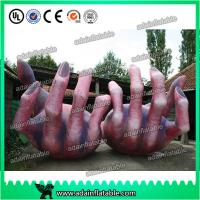 Wholesale Halloween Decoration Inflatable Skeleton Hand from china suppliers