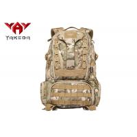 Wholesale Military Hiking Mountain Climbing Backpack / Tactical Outdoor Rucksack For Trekking from china suppliers